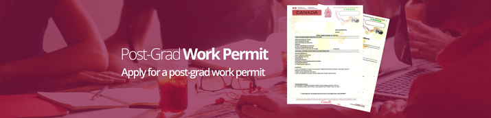 POST GRAD WORK PERMIT