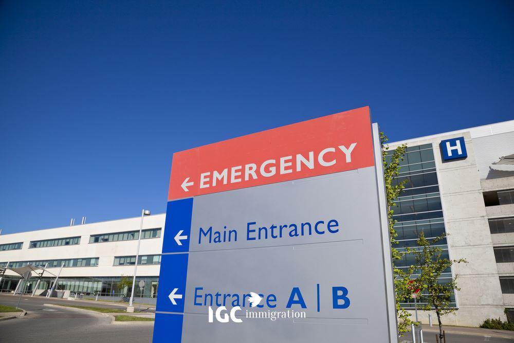 Dịch vụ y tế Canada