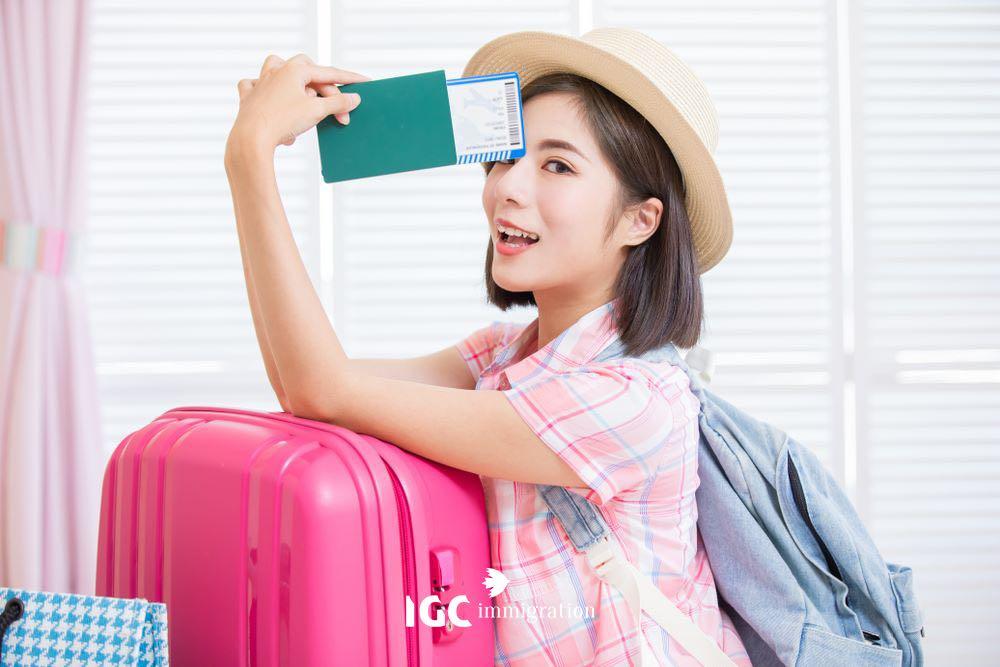 du học sinh Canada xin visa du lịch Mỹ