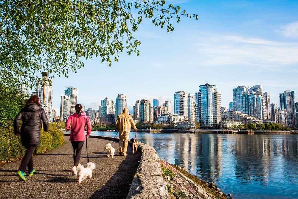 Vancouver Canada là thành phố đáng sống nhất