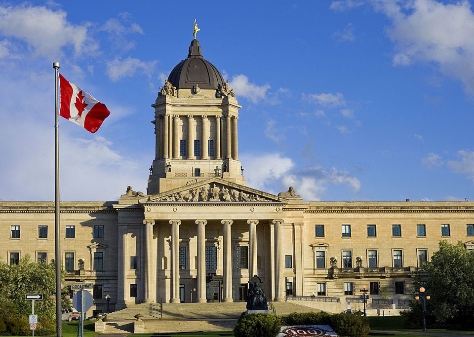 Du học ở Manitoba