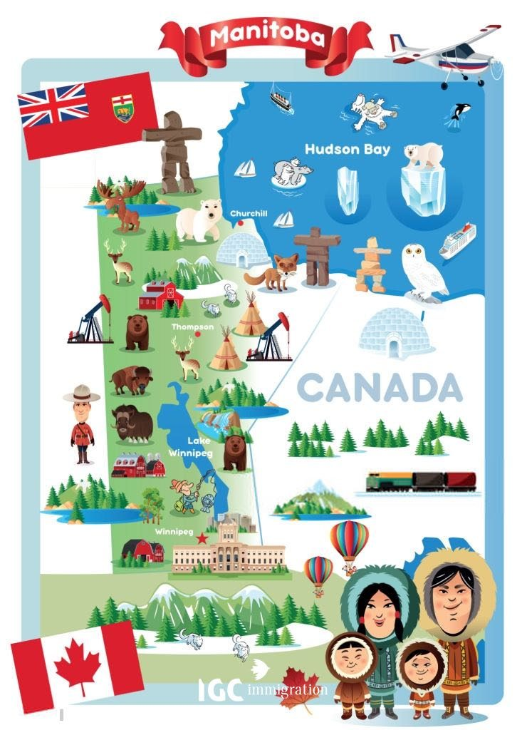 Du học Canada Manitoba
