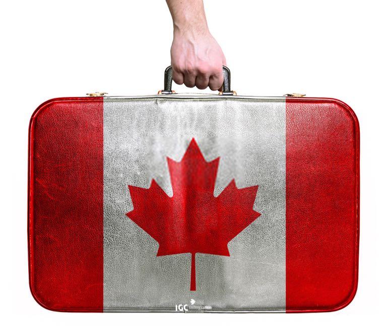 Hành lý du học Canada