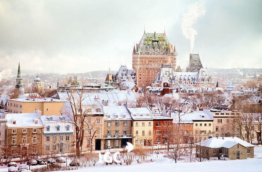 Du học Quebec