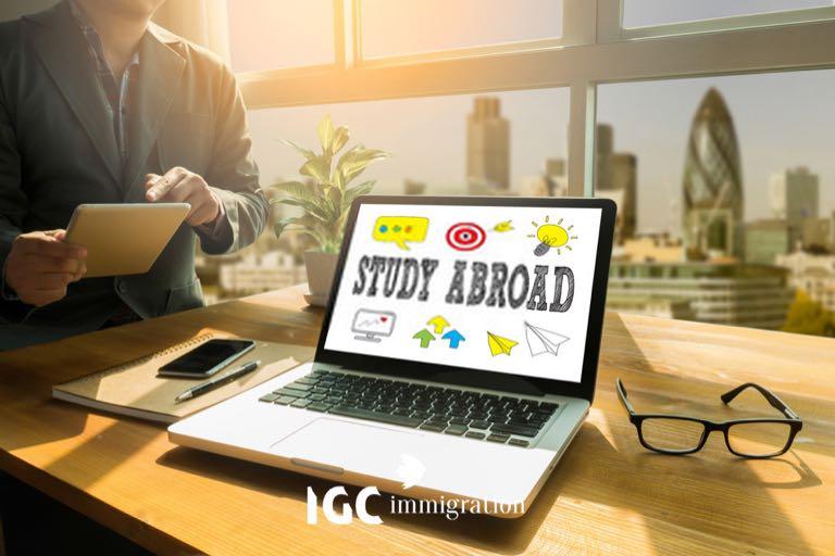 chuẩn bị hồ sơ du học