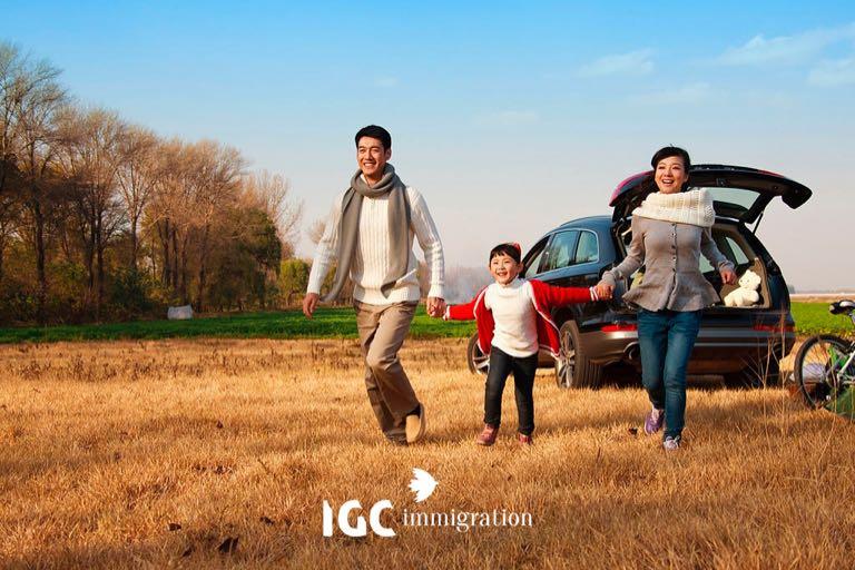 du học Canada mang theo gia đình