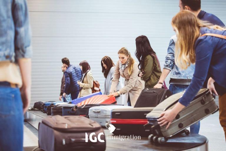 đóng gói hành lý