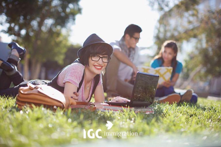 Miễn phí du học Canada