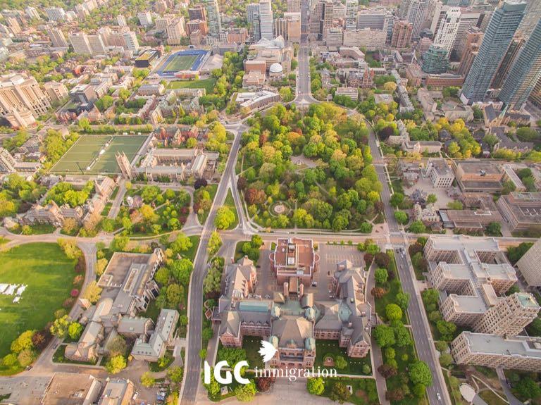 top canada university