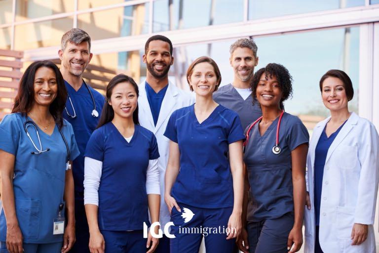 du học Canada ngành y tá