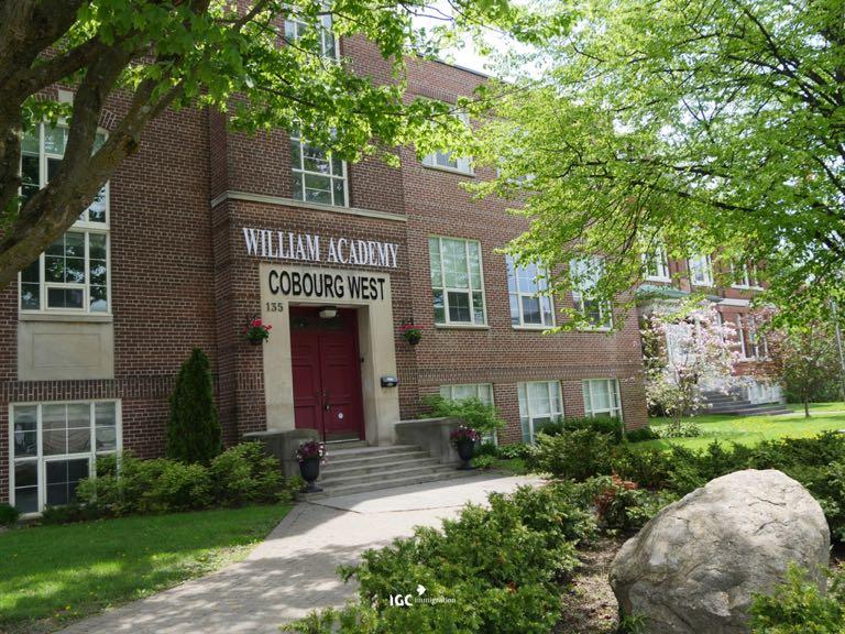 học bổng du học thung học phổ thông tại trường William Academy Canada