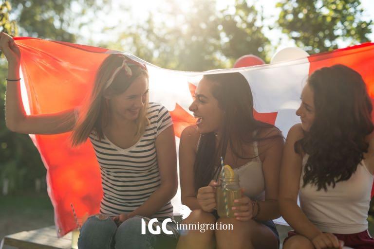 nhiều du học sinh lựa chọn du học Canada thay vì Úc