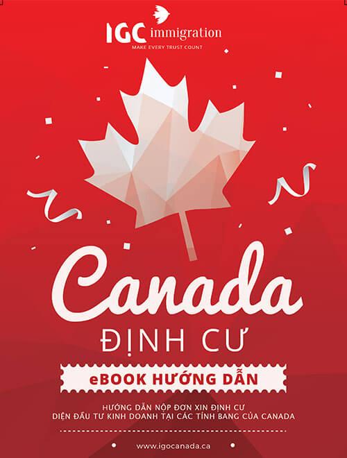 ebook huong dan dinh cu Canada dien dau tu kinh doanh