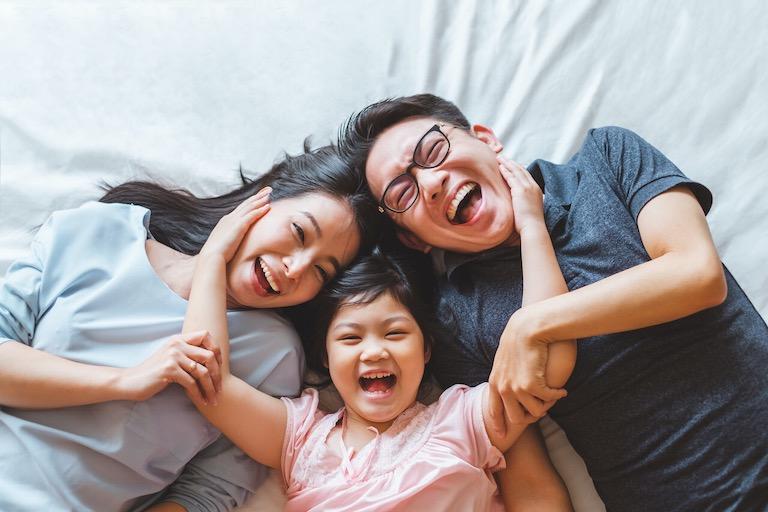 nhập cư cả gia đình