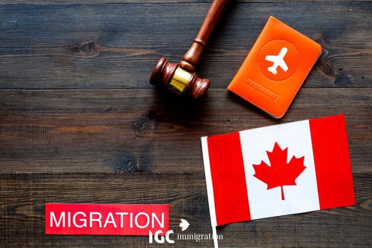 luật định cư canada