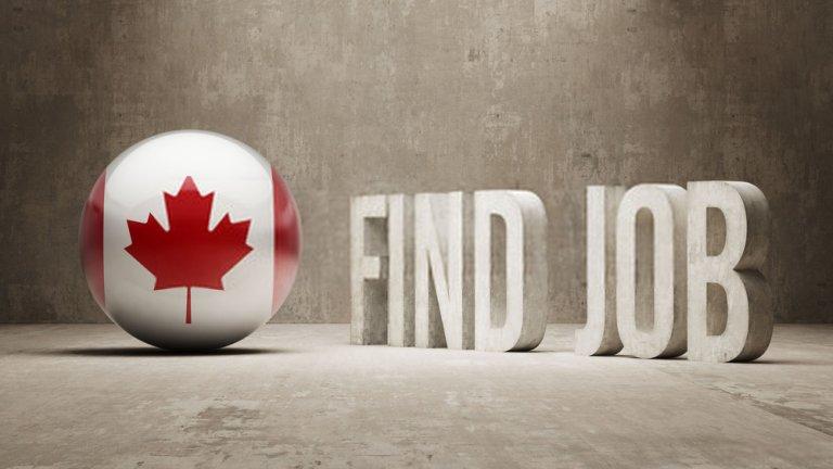 Kiếm việc làm ở canada